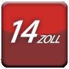 Nankang AR-1 - 14 Zoll